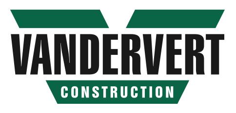 Vandervert Construction Logo