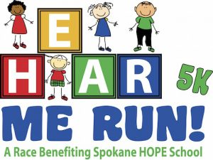 Hear Me Run Spokane 5K 2014