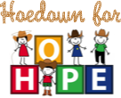 Hoedown for HOPE logo